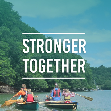 Stronger Together Image Button