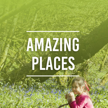 Amazing Places Image Button